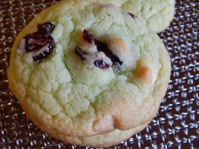 Cranberry Pistachio Pudding Cookies | Food-Holidays-Christmas | Pinte ...