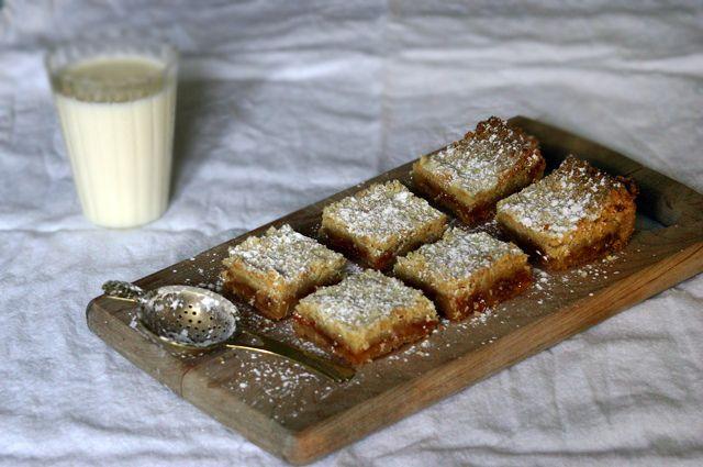 apricot scotch bonnet hungarian shortbread by Beth Kirby | {local milk ...