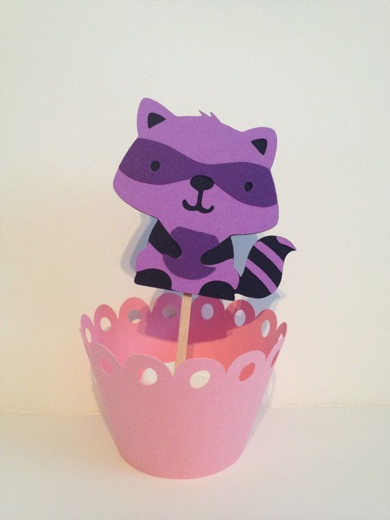 Topper birthday party baby shower woodland critters on etsy 9 99