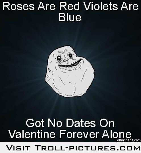 funny valentines poems for her