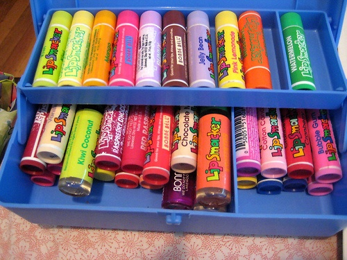 The more flavours you had, the cooler you were. #90s