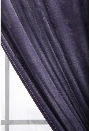 Purple 70 velvet curtains lofty ideals pinterest