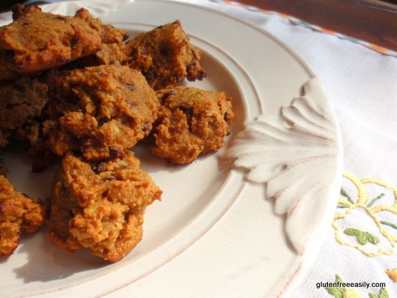 Gluten-Free Pumpkin Honey Spice Cookies Become Grain-Free, Paleo ...