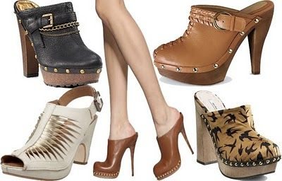 Modern Clog Shoes For Women
