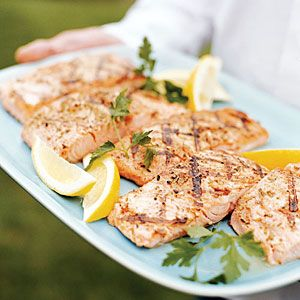 16 ways with wild salmon. Fennel-Spiced Wild Salmon-Sunset.com An ...