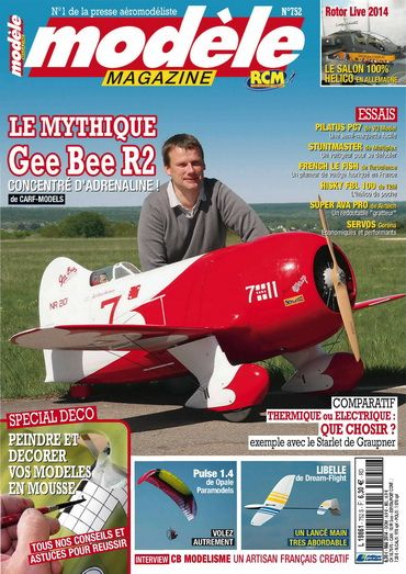 Modele Magazine No 752 - Mai 2014