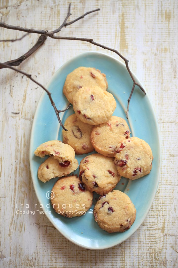 Cranberry Shortbread | Cookies, Bars and Bites | Pinterest