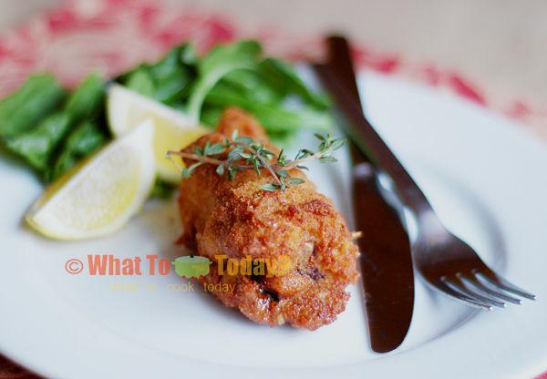KIEV: Chicken Kiev is such a popular dish in Russia and Ukrainian ...
