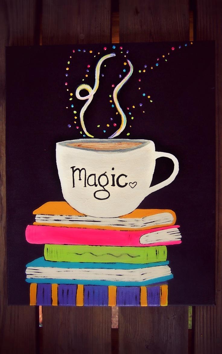 Cup of Magic   Coffee Talk   Pinterest