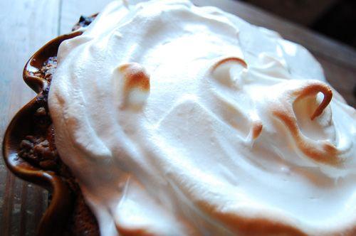 Marshmallow Meringue Sweet Potato Pie | Food: Sweets | Pinterest