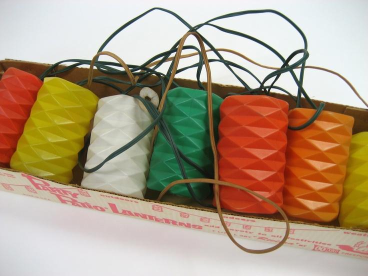 Tiki String Patio Lights
