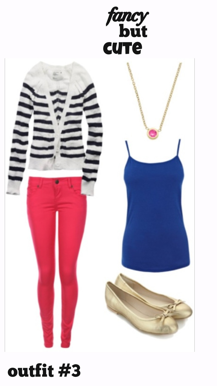 Fancy But Cute Outfit #3 | Nice Outfits For Middle School Girls | Pinterest
