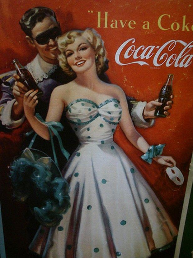 affiches anciennes coca cola photos vintage pinterest. Black Bedroom Furniture Sets. Home Design Ideas