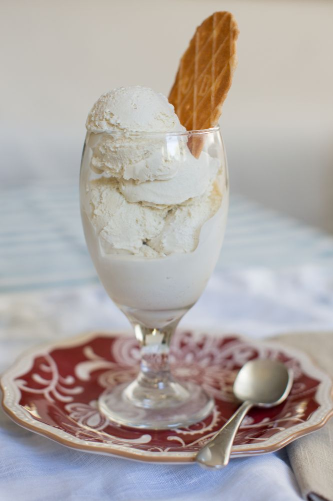 Chamomile Ice Cream | Food | Pinterest