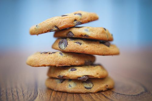 Ginger Chocolate Chip Cookies | Vegan Wishlist: The Sweets & Bevs Edi ...