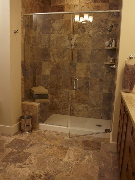 Modern bathroom for the home pinterest - Modern shower tile designs ...