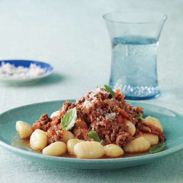 Gnocchi with Quick Meat Sauce Recipe | Food Recipes - Yahoo! Shine