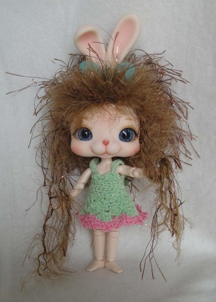 Pin by PeggyToes Paints on My Handmade BJD Doll Wigs and ...