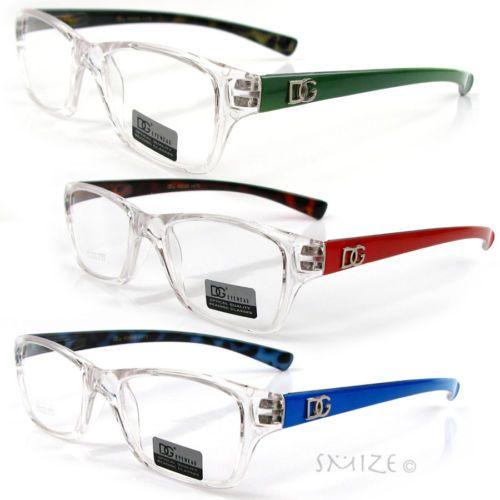 DG EYEWEAR Fashion Designer Women's Reading Glasses - 6 Colors Choice