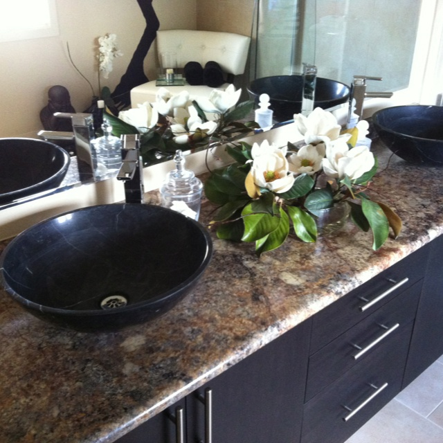 His And Hers Bathroom Sinks For The Remodel Pinterest
