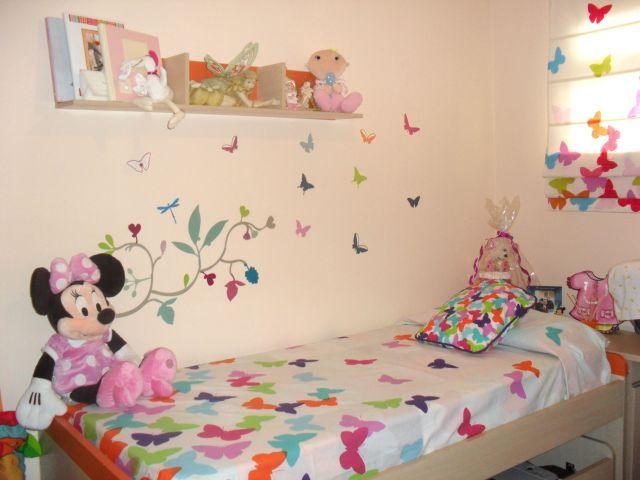 Habitaci n infantil decoraci n pinterest for Habitacion infantil decoracion