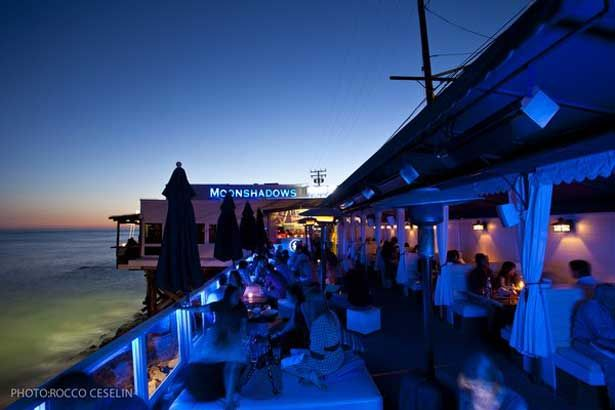 moonshadows malibu california beach bars california pinterest