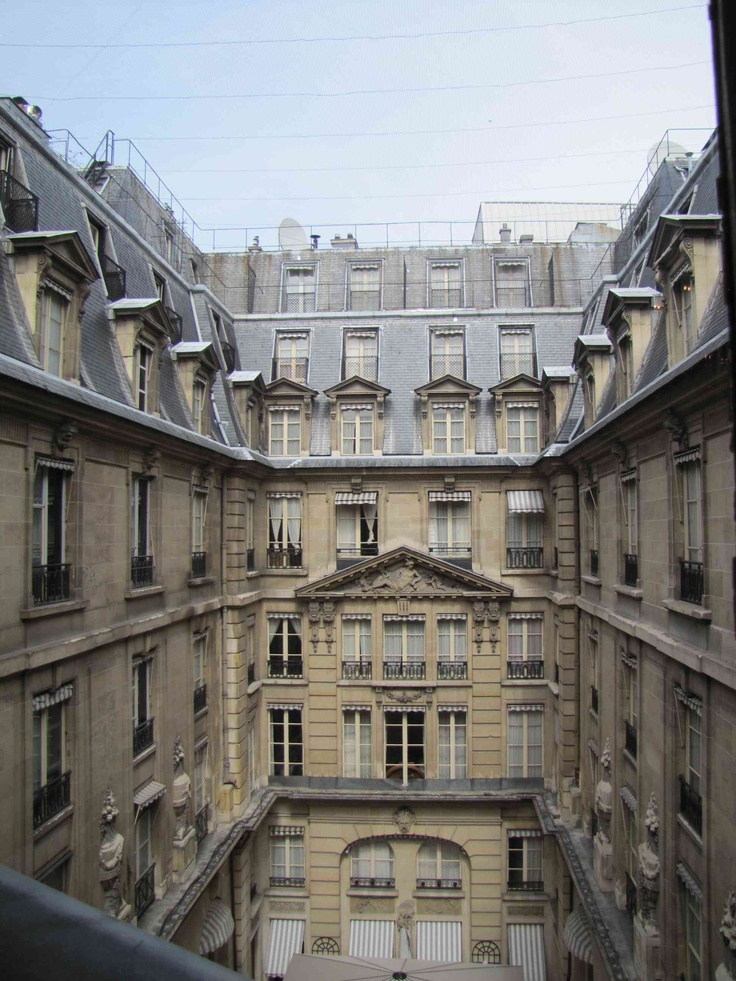 Hotel de crillon paris buildings and spaces pinterest for Hotel de paris