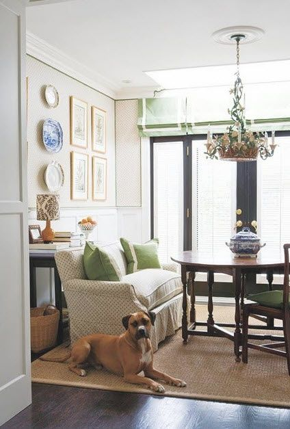 Casual Dining Room Den Home Decor Pinterest