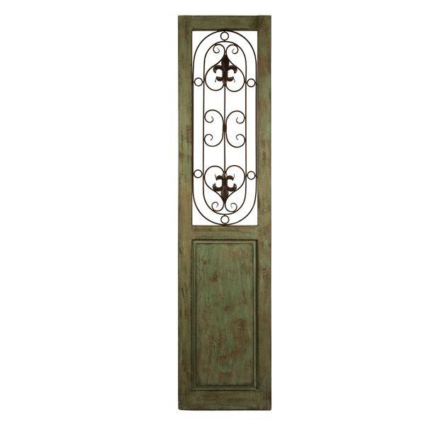 Graves Iron Door Panel -