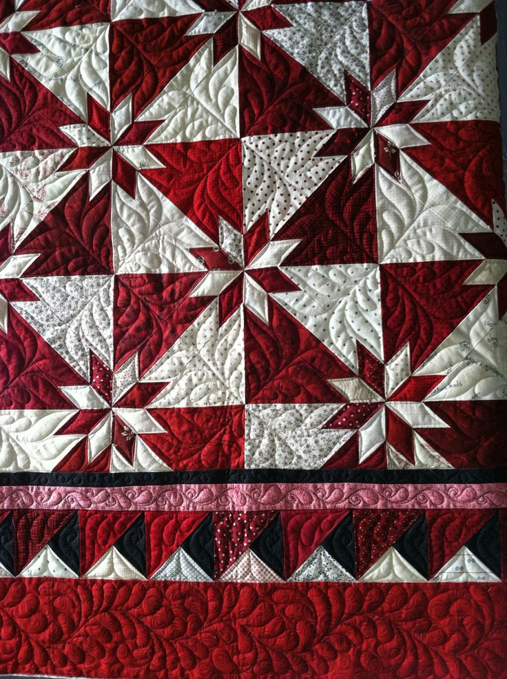 Hunter Star | Quilts and Quilting | Pinterest