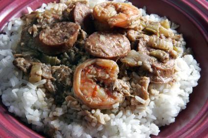 Cajun Seafood Gumbo with Andouille Smoked Sausage | Recipe