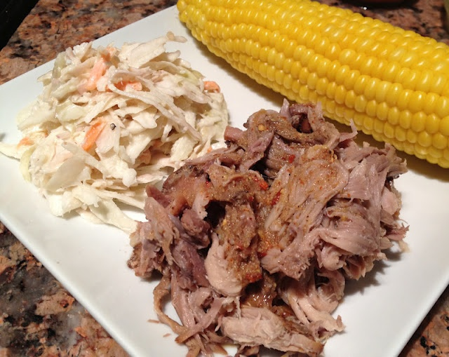 Spicy Carolina Style Pulled Pork   Recipes From I Ate New York City ...