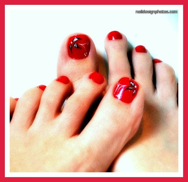 Toe nail designs pictures do yourself the world s catalog of ideas toe nail designs pictures do yourself toenails solutioingenieria Images