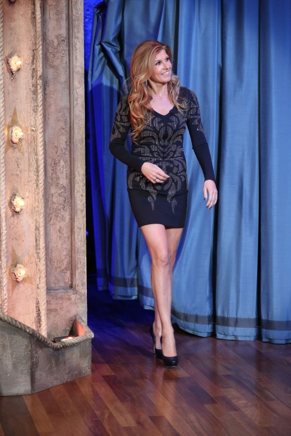 Connie britton ohhh and her legs