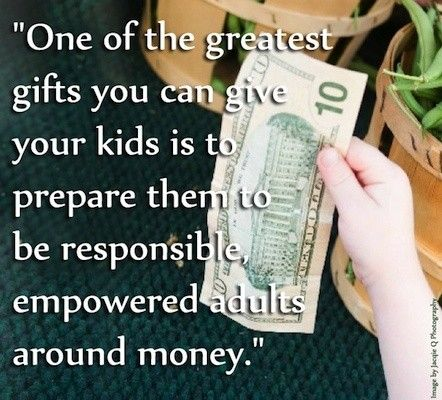 Money and Kids-Teaching our kids to be responsible adults and the power of the respect of finances & savings. Read>>