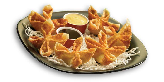 Cream Cheese Wontons | Appitizers | Pinterest