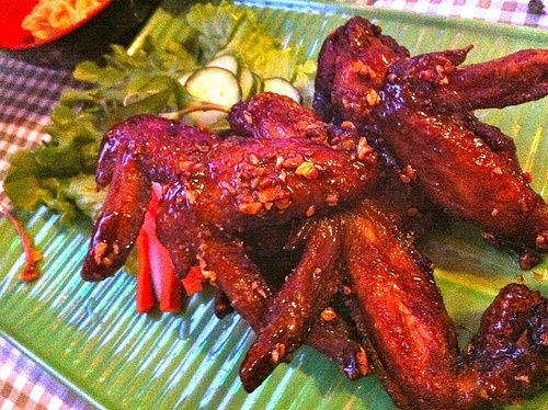 Ike's Vietnamese Fish Sauce Wings from Pok Pok Noi in Portland, Oregon