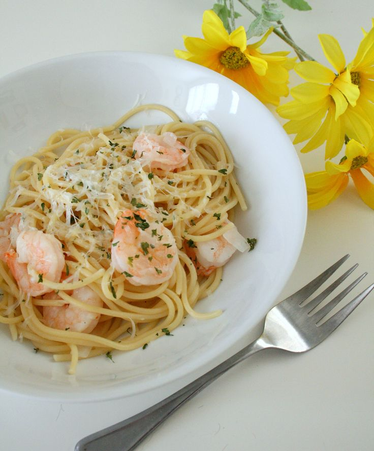 shrimp scampi spaghetti with shrimp scampi simple shrimp scampi ...