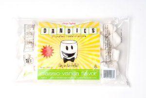 Dandies Classic Vanilla Flavor Air Puffed Marshmallows 10oz: Amazon ...