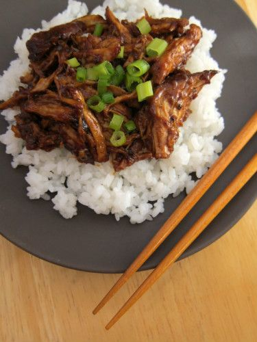 Braised Country Style Pork Ribs in Ginger Ale & Hoisin Sauce