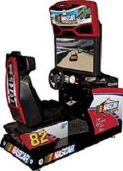 nascar simulator arcade game