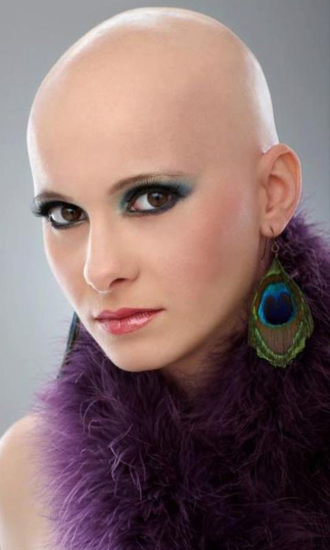 Ladies Ultra Short Haircuts : Photo | Feminine Things | Pinterest