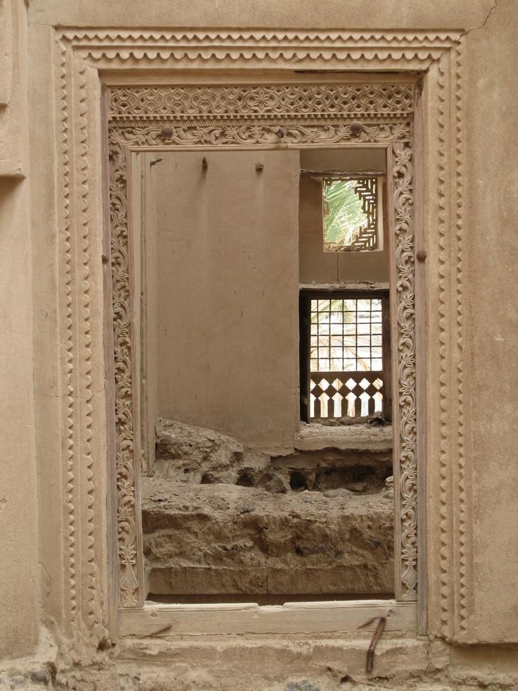 Ibra Oman  city photos : Carved doorway, Ibra, Oman | Doors Windows Openings | Pinterest