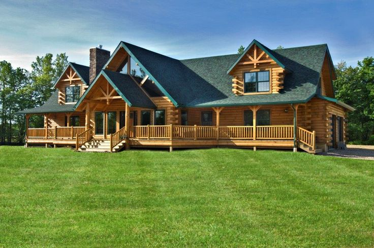 Dream Log Homes Llc Dream Housee Pinterest