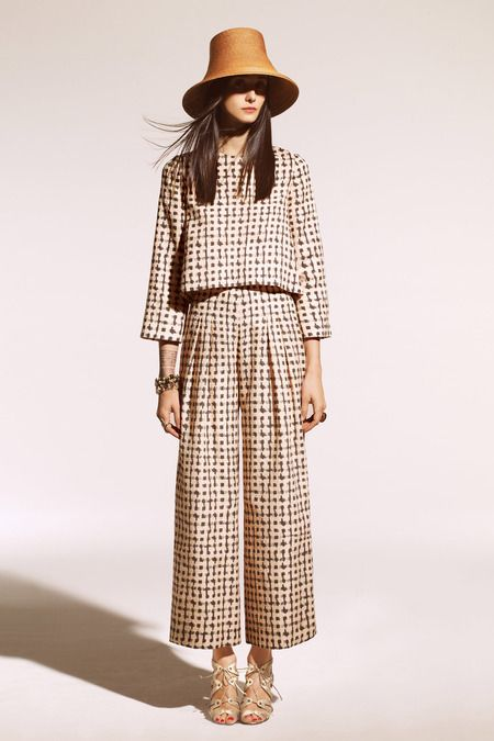 Lyn Devon Spring 2014 Ready-to-Wear Collection