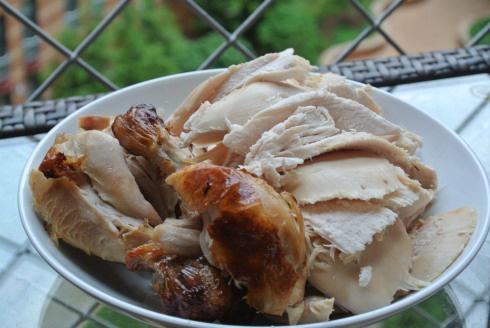 Roasted Chicken with Cider Glaze | My Utensil Crock. | Pinterest