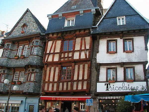 Lannion France  city images : Lannion, France. | Storefronts ~ Hotels ~ Restaurants ~ Pubs | Pinter ...