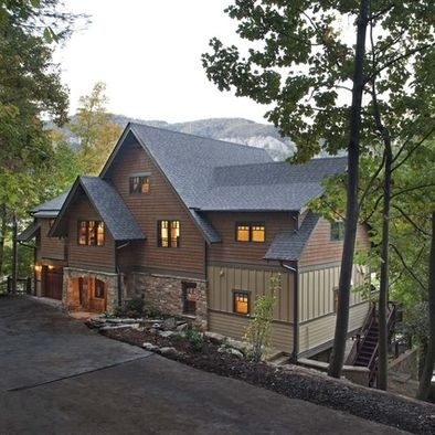 Pin By Est E Brunk On Exterior House Pinterest