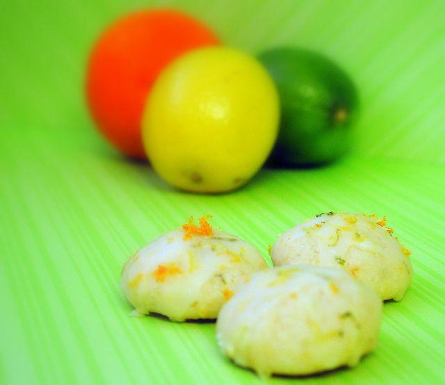 Citrus Butter Cookies | My Blog! | Pinterest
