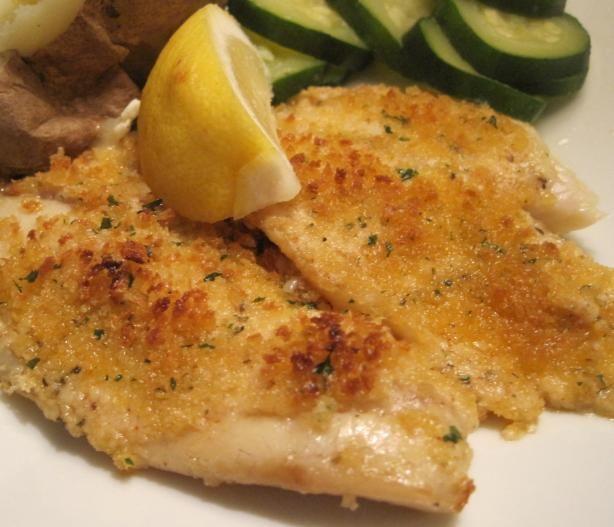 Broiled Tilapia Parmesan Olivia Recipes | Recipes | Pinterest